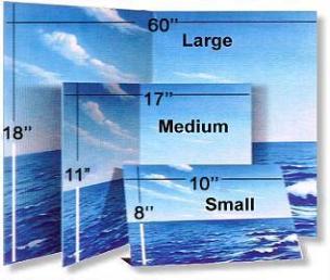 pixsavers premium paper and paper sizes